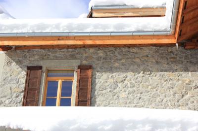 L'Ecuela en hiver: