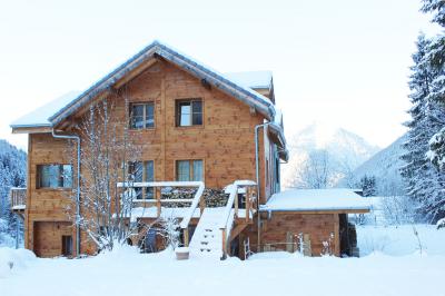 L'Ecuela in Winter: