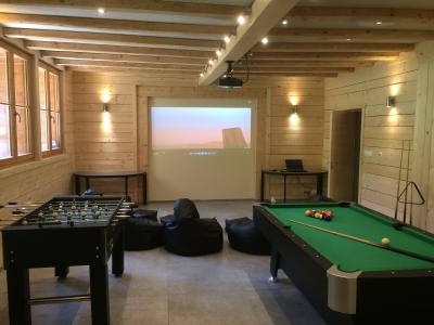 Games Room:
