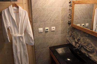 Bathroom: Ensuite bathroom