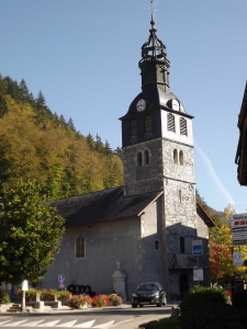 Montriond: Montriond, 10 minutes drive from l'Ecuela