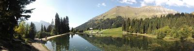 Lac des Mines d'Or: Lac des Mines d'Or, 30 minutes drive from l'Ecuela